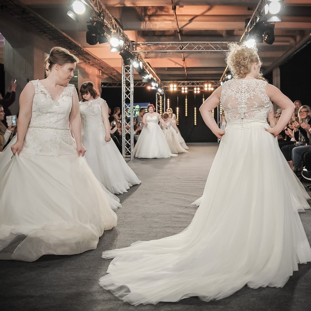 Victoria & Vincent Wedding Dresses_Fashion show 2018, Helsinki, Finland